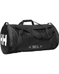 Helly Hansen Duffel Bag 2 50l - Black