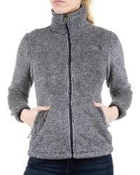 The North Face Seasonal Osito Jacket - Gray