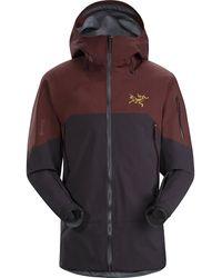 Arc'teryx Rush Jacket - Multicolor