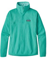 Patagonia - Lightweight Better Sweater Marsupial Pullover - Lyst