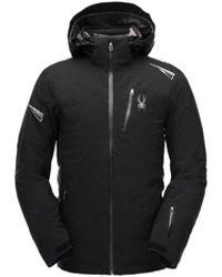 Spyder Leader Gore-tex Jacket - Black