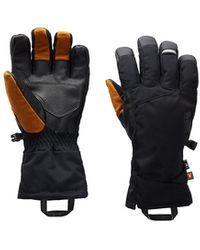 Mountain Hardwear Cloud Bank Gtx Glove - Black