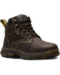 e12dd1fffa4 Dr. Martens Holford Utilty Boot in Brown for Men - Lyst