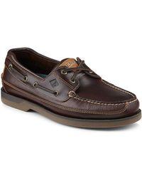 Sperry Top-Sider Mako 2 Eye Shoe - Brown