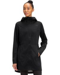 The North Face Allproof Stretch Parka - Black