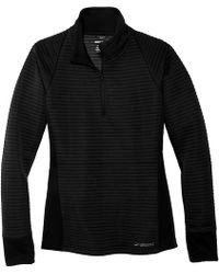 Brooks - Fly By 1/2 Zip Top - Lyst