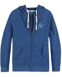 United By Blue - Waterfall Tent Zip Up Hoodie - Lyst