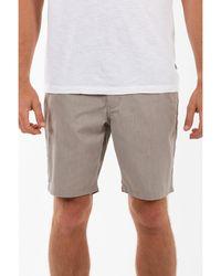 Katin Court Shorts - Gray