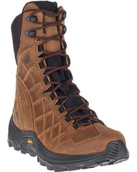 f3745a9b3db Merrell Overlook 6 Ice+ Waterproof Boot in Brown for Men - Lyst