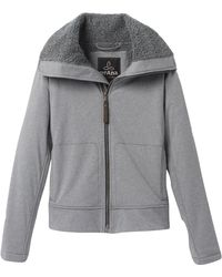 Prana Xina Jacket - Gray