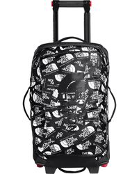 The North Face Rolling Thunder 22in Wheeled Luggage - Black