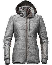 The North Face - Pseudio Long Jacket - Lyst