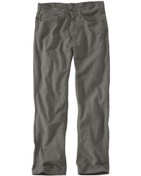 Carhartt - Weathered Duck 5 Pocket Pant - Lyst
