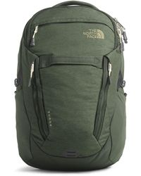 The North Face Surge Backpack - Green