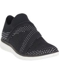 Merrell Zoe Sojourn Knit Q2 Shoe - Black