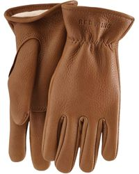 Red Wing Red Wing Heritage Lined Glove - Brown