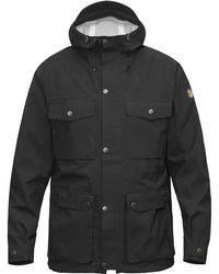 Fjallraven Ovik Eco Shell Jacket - Black