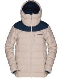 Norrøna Tamok Down 750 Jacket - Multicolor