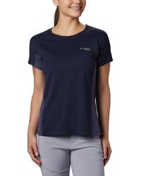 Columbia - Irico Knit Ss Shirt - Lyst