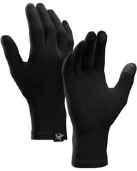 Arc'teryx Rho Glove - Black
