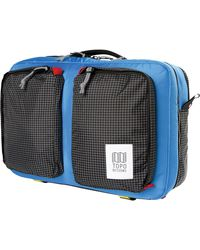 Topo Designs Global Briefcase 3-day - Blue