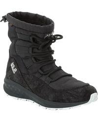 Jack Wolfskin Nevada Texapore Mid W Wasserdicht Snow Boots, - Black
