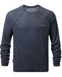 Craghoppers - Nosilife Bayame Ls T-shirt - Lyst