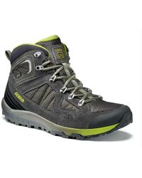 c2df8a60efb Lyst - Asolo Fulton Hiking Boot in Gray for Men