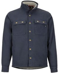 Marmot Bowers Jacket - Blue