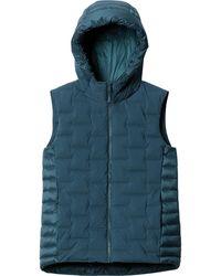 Mountain Hardwear Super/ds Hybrid Vest - Blue