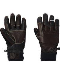 Mountain Hardwear Op Glove - Black
