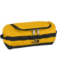 The North Face Base Camp Travel Canister - Yellow