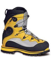 La Sportiva Spantik Boot - Yellow