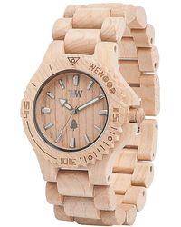 WeWood - Date Watch - Lyst