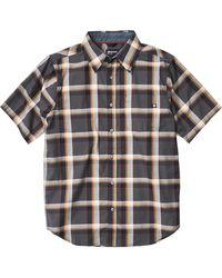 Marmot Meeker Ss Shirt - Gray
