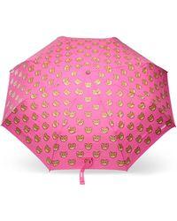 Moschino - Mini Umbrella - Lyst