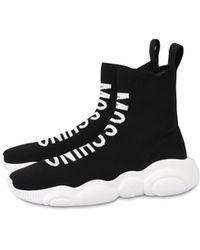moschino man shoes