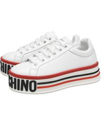 Moschino - Sneaker für Damen - Lyst