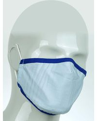 Moss Bros Moss Pale Blue Mask