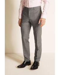 HUGO Mid Grey Trousers