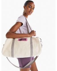 Mother The Duffel Bag How I Like To Spend My Time Natural