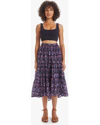 Xirena Iris Skirt Black Beauty