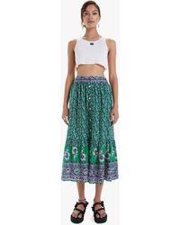 Xirena Taryn Skirt Intro Vert - Green