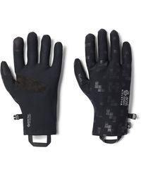 Mountain Hardwear Windlab - Black