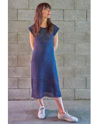 M.Patmos Sakonet Knit Dress - Blue