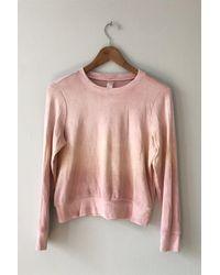 Alternative Apparel Pullover Sweatshirt - Madder Pink