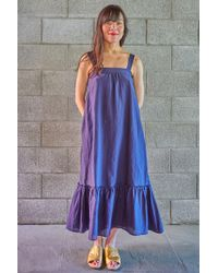 M.Patmos Sunshine Sundress - Blue