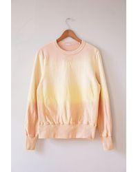 M.Patmos Verona Sweatshirt - Sunrise - Natural