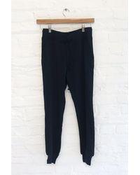 Alternative Apparel Cotton Modal Jogger Pants - Midnight - Blue