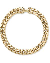 David Yurman 18-karat Gold Bracelet - Metallic